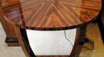 Santos Polisander Console Table