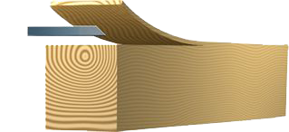 Lengthwise Slicing Flat